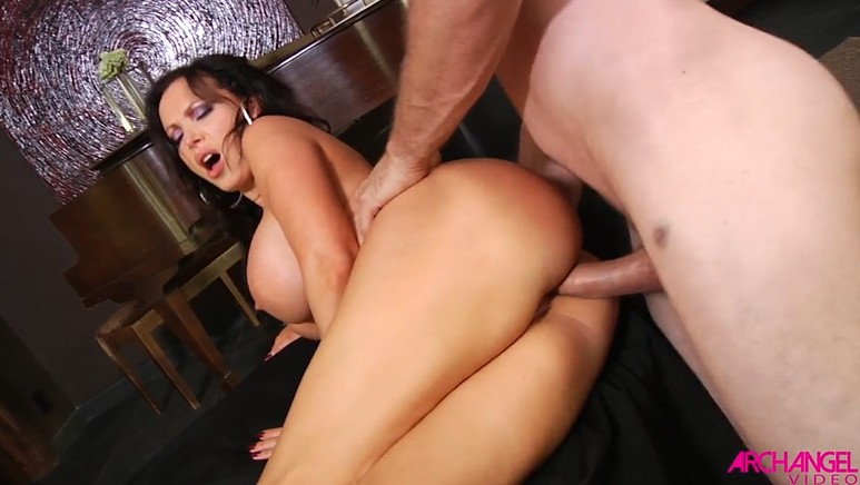 Big Ass MILF Gets A Deep Anal Drilling