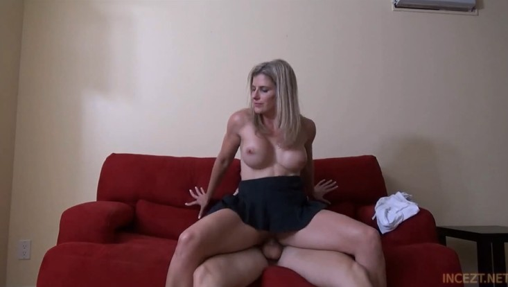 Hot milf Cory-Chase gets creampie