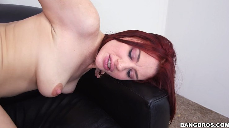 Huge Cum On Face After Casting